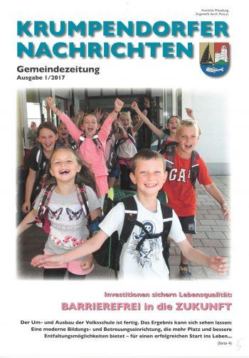Krumpendorfer Nachrichten Frühjahr 2017