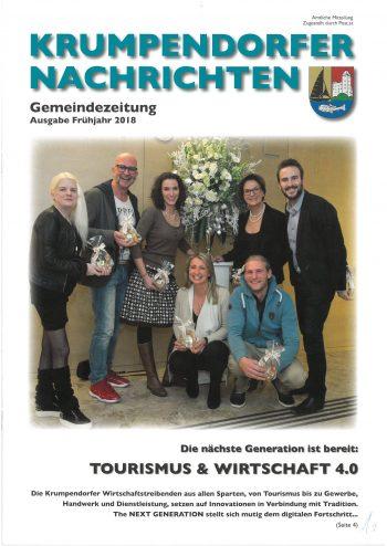 Krumpendorfer Nachrichten Frühjahr 2018