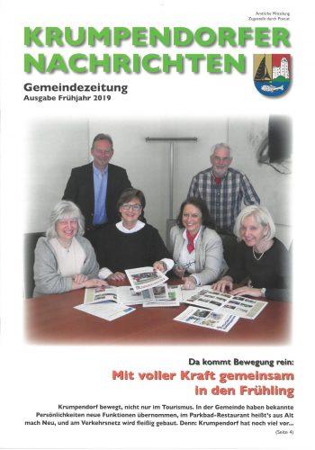 Krumpendorfer Nachrichten Frühjahr 2019
