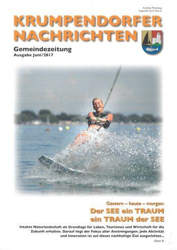 Krumpendorfer Nachrichten Sommer 2017