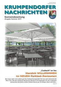 Krumpendorfer Nachrichten Sommer 2019