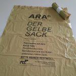 """""""Gelber Sack/Gelbe Tonne"""""""