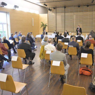 Konstituierende Sitzung 2021 (c) Fotostudio Horst (10)