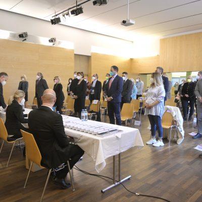 Konstituierende Sitzung 2021 (c) Fotostudio Horst (15)