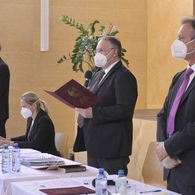 Konstituierende Sitzung 2021 (c) Fotostudio Horst (19)