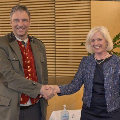 Konstituierende Sitzung 2021 (c) Fotostudio Horst (20)