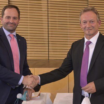 Konstituierende Sitzung 2021 (c) Fotostudio Horst (23)